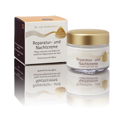 Reparatur Nachtcreme Growth Factor EGF 450